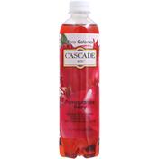 Cascade Ice Sparkling Water, Zero Calories, Pomegranate Berry
