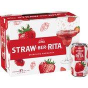 Bud Light Straw-Ber-Rita Malt Beverage