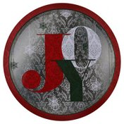 Lindy Bowman Plate, Joy