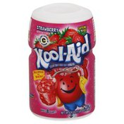 Kool-Aid Soft Drink Mix, Sugar-Sweetened, Strawberry