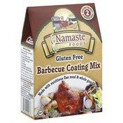 Namaste Foods Coating Mix, Barbecue