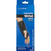 CareOne Adjustable Wrist Splint