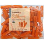 GreenWise Baby Carrots, Organic