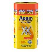 Arrid Extra Dry XX Regular Antiperspirant Deodorant
