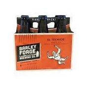 Barley Forge Brewing Company El Tecnico Agave Amber Ale