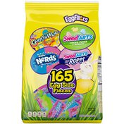Brach's Sweetarts Gobstoppers & Nerds Easter Candy Variety Pack