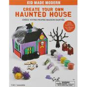 Kid Made Modern Haunted House Kit, 6+