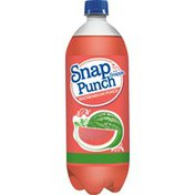 SnapPunch Watermelon Punch Juice Drink