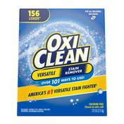 OxiClean Versatile Stain Remover Powder, 722 s