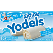 Drake's Cake Rolls, Frosted Creme Filled, Twin Wrapped