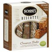 Nonni's Biscotti, Cinnamon Dolce