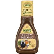 Ken's Steak House Dressing, Honey Balsamic