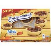 Entenmann's Minis Pecan Tarts