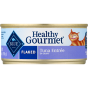 Blue Buffalo Cat Food, Tuna Entree in Gravy, Flaked