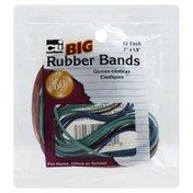 C Li Rubber Bands, Big