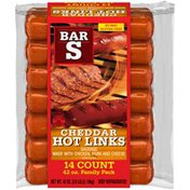 Bar-S Cheddar Hot Links