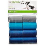 So Phresh Pick It Up Durable Wash Bags For Dependable Clean-Up Unscented