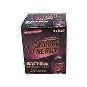 5-Hour Energy Grape Extra Strength Drink Shot
