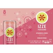 Izze Fusions Strawberry Melon