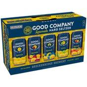 Breckenridge Brewery Good Company Lemonade Hard Seltzer Variety Pack