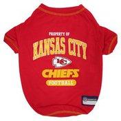 Pet First Extra Large Kansas City Chiefs T-Shirt