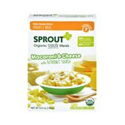 Sprouts Organic Toddler Meals Macaroni & Cheese with Butternut Squash Entree