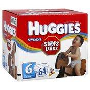 Huggies Diapers, Size 6 (Over 35 lb), Disney Baby