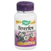 Nature's Way Feverfew Standardized, Capsules