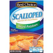 Best Choice Scalloped Potatoes