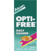 Opti-Free Lens Cleaner, Daily