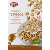 Hannaford Cereal, Tasteeos Honey Nut