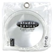 Studio Basics Suction Cup Mirror, 5x Magnifying
