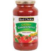 Best Choice Garden Style Chunky Pasta Sauce