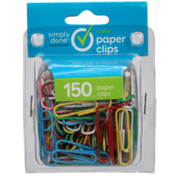 Simply Done Paper Clips, Color