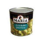Maria Artichoke Heart Quarters