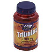 Now Tribulus, 1000 mg, Tablets