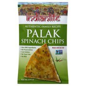 Indianlife Spinach Chips, Palak