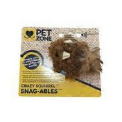 Pet Zone Brand Snag Able Squirrel