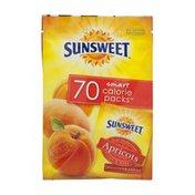 Sunsweet Apricots 70 Smart Calorie Packs - 6 CT