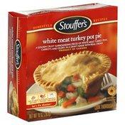 Stouffer's Pot Pie, White Meat Turkey