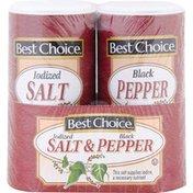 Best Choice Salt & Pepper Shaker