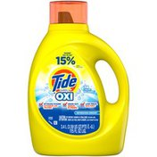 Tide Detergent, Simply Plus Oxi, Refreshing Breeze