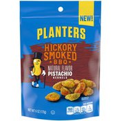 Planters Hickory Smoked BBQ Pistachio Kernels