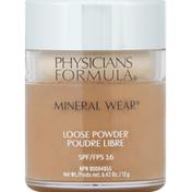 Physicians Formula Loose Powder, Sand Beige PF10951, SPF/FPS 16