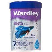 Wardley Blue Color Intensifier Betta Food
