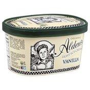 Alden's Ice Cream, Light, Vanilla