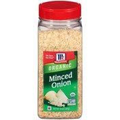 McCormick® Organic Minced Onion