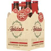 Breckenridge Brewery Whiskey Barrel Aged Holidale