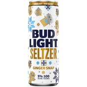Bud Light Ginger Snap Seltzer