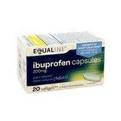 Equaline Ibuprofen Softgels